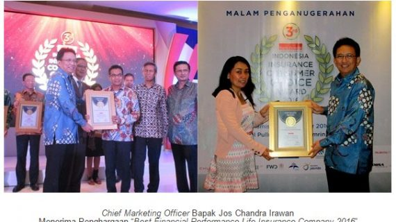 CAR Life Insurance Menjadi Pemenang Indonesian Insurance Consumer Choice