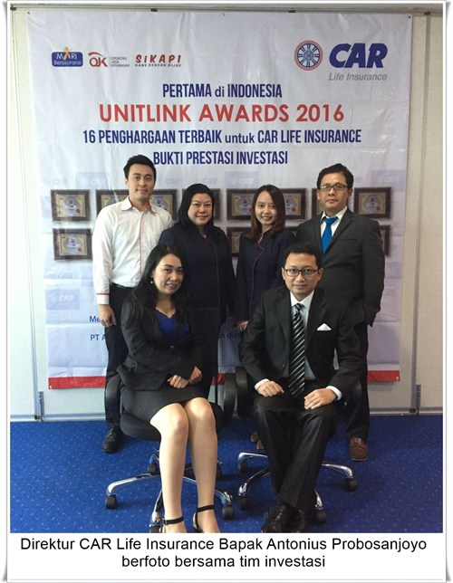 INFOBANK UNIT LINK AWARDS 2016
