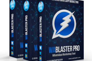 Dukungan Marketing Tools Sistem WA Blaster