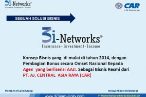 3i Networks CAR Manggarai